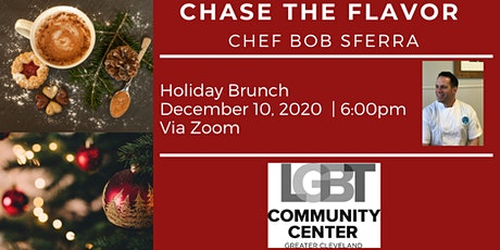 Chase the Flavor with Chef Bob Sferra tickets