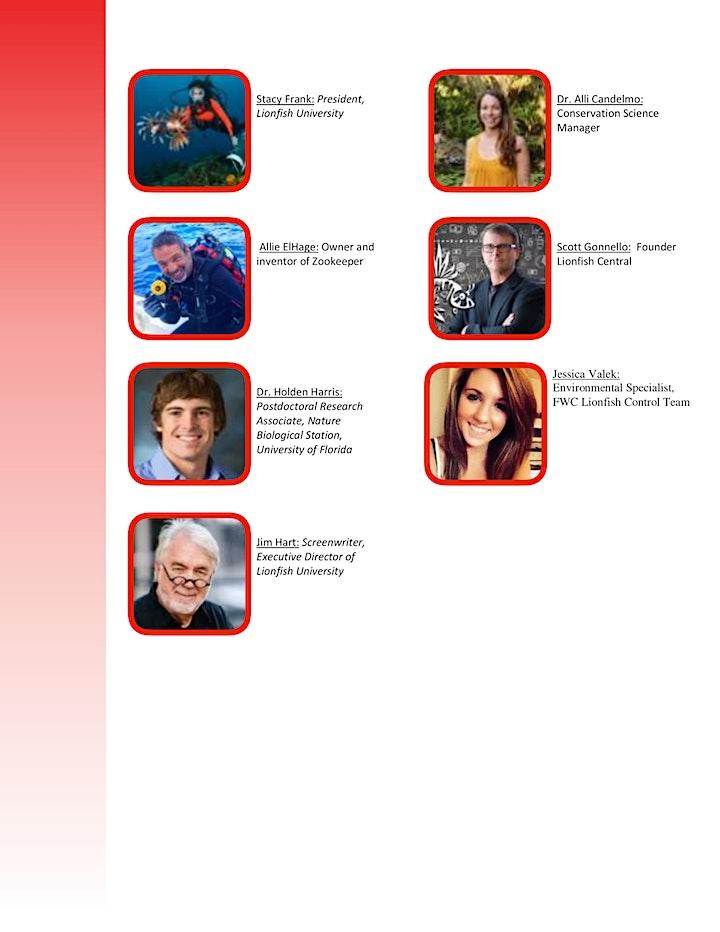 Virtual DEMA 2020 Lionfish Update Panel: Lionfish Universe image