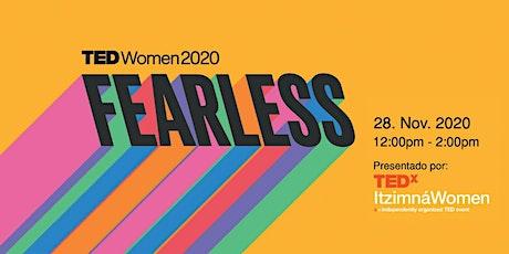 TEDxItzimnáWomen entradas