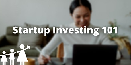 VIRTUAL Startup Investing 101 tickets