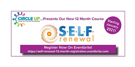 S.E.L.F. Renewal 12 Month Course tickets