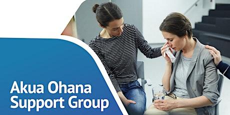 Akua Ohana Support Group-OC tickets
