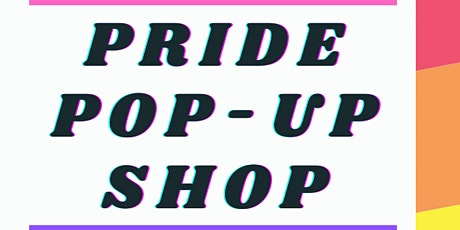 (LGBTQ+) Pop - Up Shop tickets