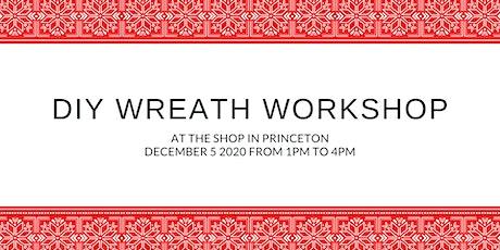 DIY Wreath Workshop tickets
