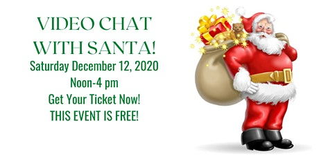 Video Chat with Santa! tickets