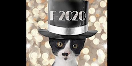 "F-2020 NYE ""Mask-'O'-Rade"" Ball tickets"