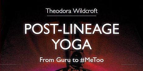 Launch: Post-lineage yoga tickets