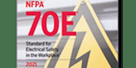 2021 NFPA 70E Arc Flash Safety Training- Live Virtual tickets