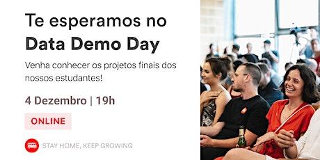 Data Demo Day | Venha conhecer os projetos dos nossos alunos! | Le Wagon SP tickets