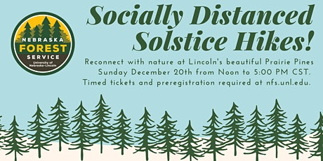 Socially Distanced Solstice Hikes 2020 tickets