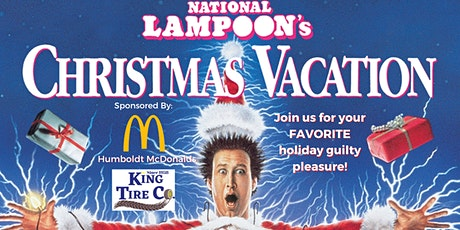 Christmas Vacation tickets