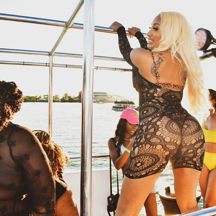 Boat Party in Miami image