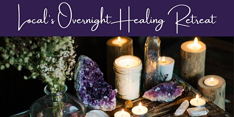 Local's Overnight Healing Retreat tickets