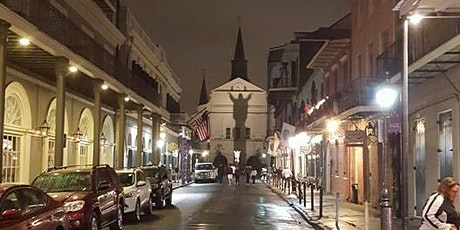 Unsolved Mysteries of New Orleans Tour tickets