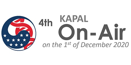4th KAPAL On-Air Webinar tickets