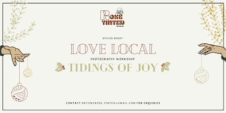 Local Love Beginners Photography Workshop tickets