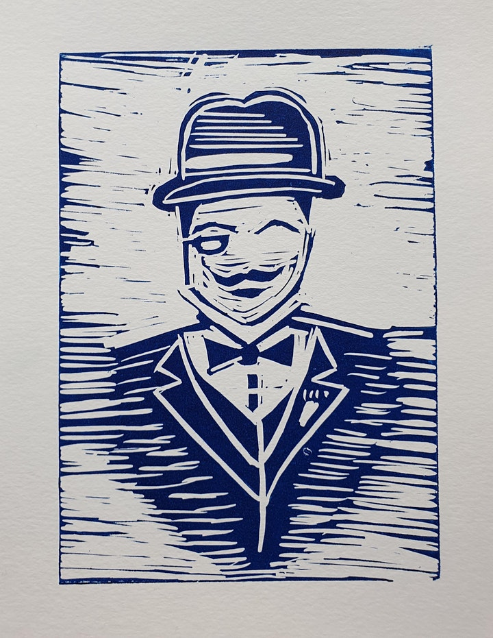 Lino Printing Workshop image