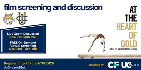 Panel Discussion - At the Heart of Gold: Inside the USA Gymnastics Scandal tickets