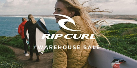 Rip Curl Warehouse Sale - December 2020 - Costa Mesa, CA tickets
