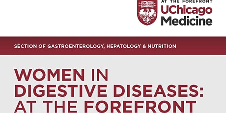 2021 Women in Digestive Diseases: At the Forefront - VIRTUAL CONFERENCE tickets