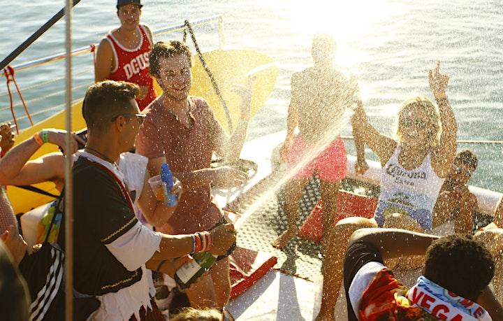 The Most Inclusive Party Boat in Miami image