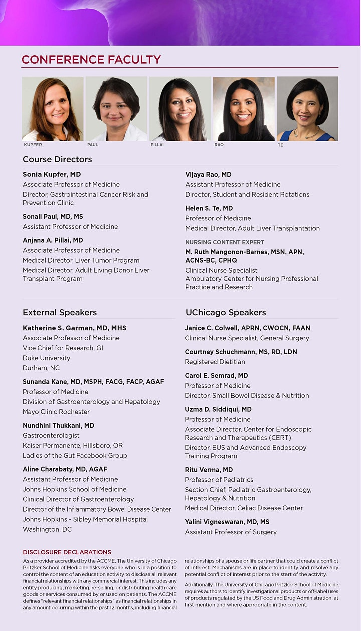 2021 Women in Digestive Diseases: At the Forefront - VIRTUAL CONFERENCE image