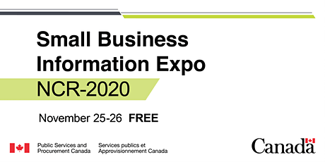 Small Business Information Expo - NCR 2020