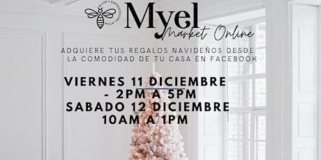 Myel Online Market entradas