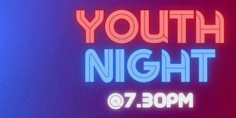 Youth Night - Fridays tickets