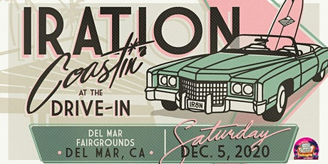 IRATION - SUBARU Presents Concerts In Your Car - 7:30 PM tickets
