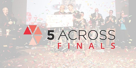 5 Across Finals Pitch Competition tickets