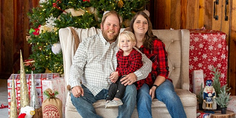 Holiday Mini Portrait session tickets