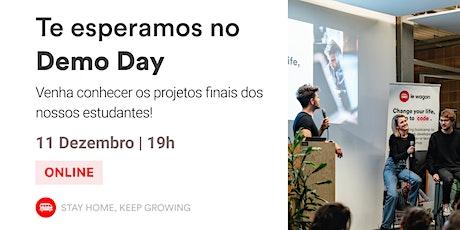 Demo Day | Conheça os apps web criados por nossos alunos | Le Wagon SP tickets