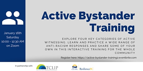 Active Bystander Training tickets