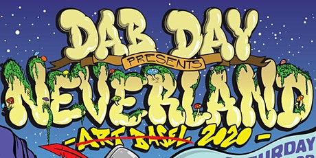 DAB DAY: Art Basel Edition from Neverland tickets