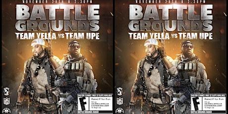 Team Yella Vs Team UPE Turkey Fight tickets