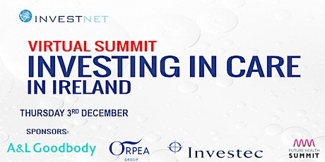 Investing in Care in Ireland tickets