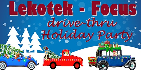 Lekotek and FOCUS Holiday Party Parade 2020 tickets