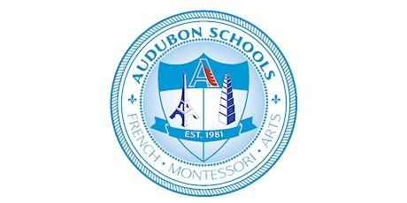 Audubon Schools - Open House, Jan. 20th Session 1 tickets