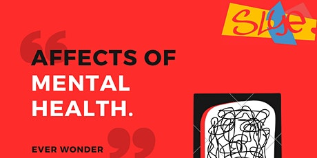 Online Roadshow: Affects of Mental Health - Mental Health Awareness tickets