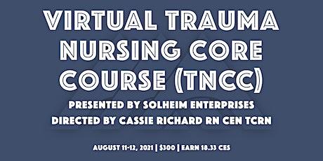 Virtual TNCC with Solheim Enterprises | August 2021 tickets