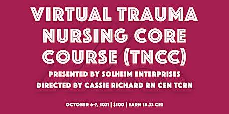 Virtual TNCC with Solheim Enterprises tickets