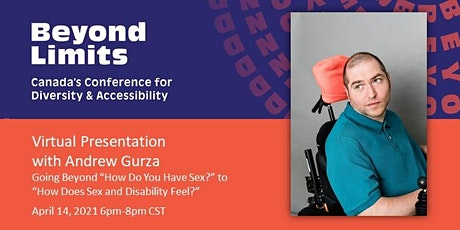 Beyond Limits Presents Andrew Gurza: Disability & Sex