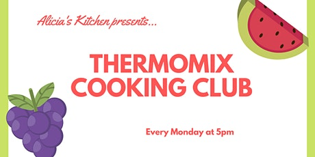 Thermomix Cooking Club tickets