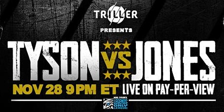 Watch Mike Tyson vs. Roy Jones Jr. at City Works in Fort Worth tickets