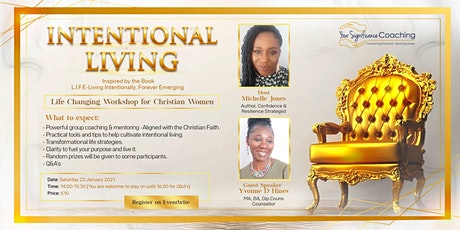 Intentional Living for the Christian Woman tickets