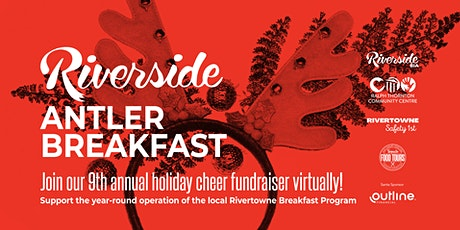 Virtual Riverside Antler Breakfast tickets