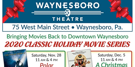 2020 Classic Holiday Movie Series tickets