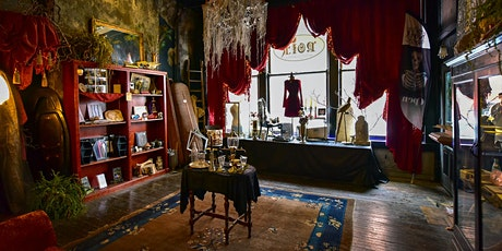 Sunday Parlor Shopping Group Appt tickets