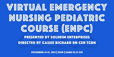Virtual ENPC with Solheim Enterprises tickets